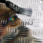 ضد زنگ رزین اپوکسی فلز