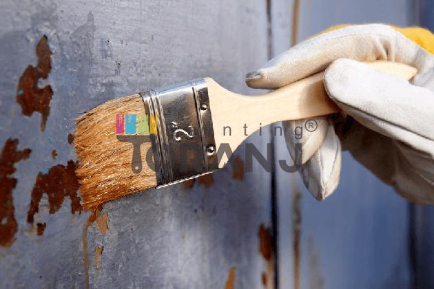 رنگ اپوکسی مخصوص فلز چه ویژگی هایی دارد؟